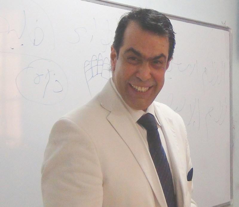 المحاضر محمد رضى عمرو